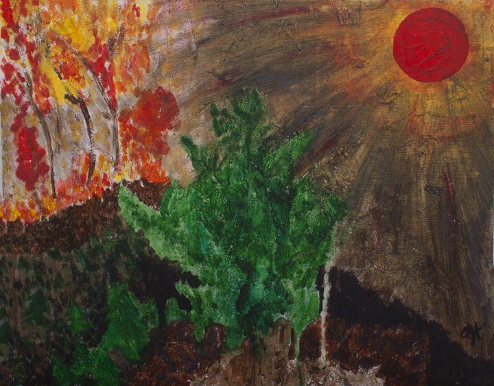 Natures Anger - Ashton Hullinger
