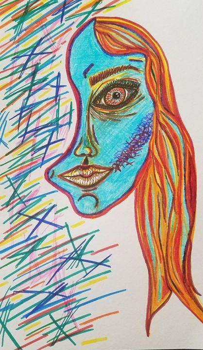 Anti Monochromatic - Ashton Hullinger