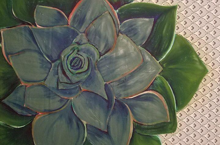 Sweet, sweet succulent - Ashton Hullinger