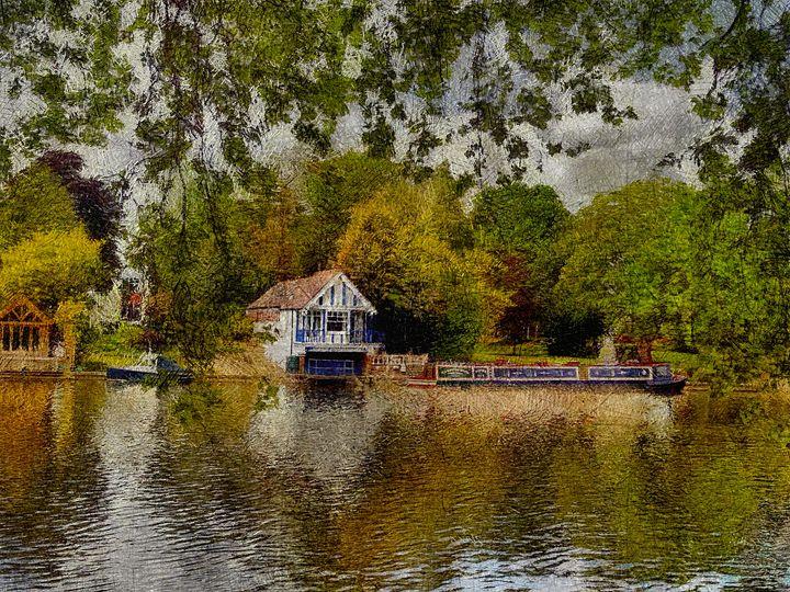 Riverview VI - Leigh Kemp Photo Art