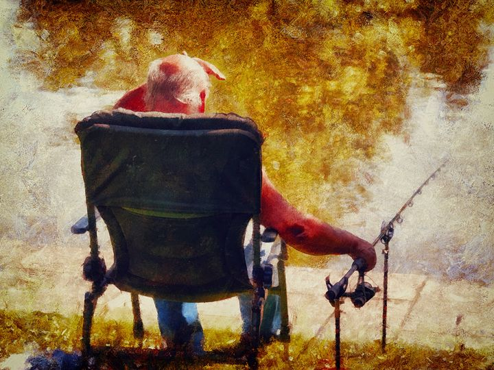 Gone Fishing - Leigh Kemp Photo Art