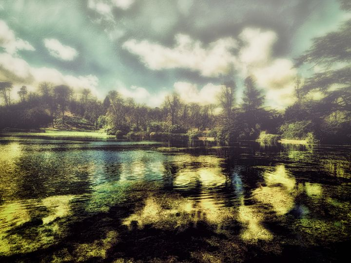 The Lake - Leigh Kemp Photo Art