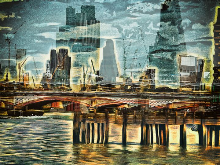 ThamesScape - Leigh Kemp Photo Art