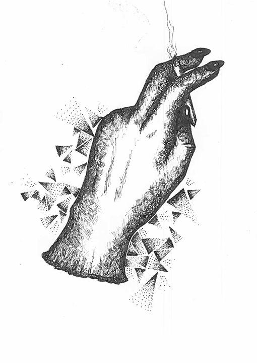 Hand of the Gods - tobiahuman