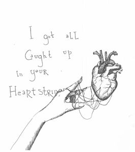 Caught Up in Your Heart Strings