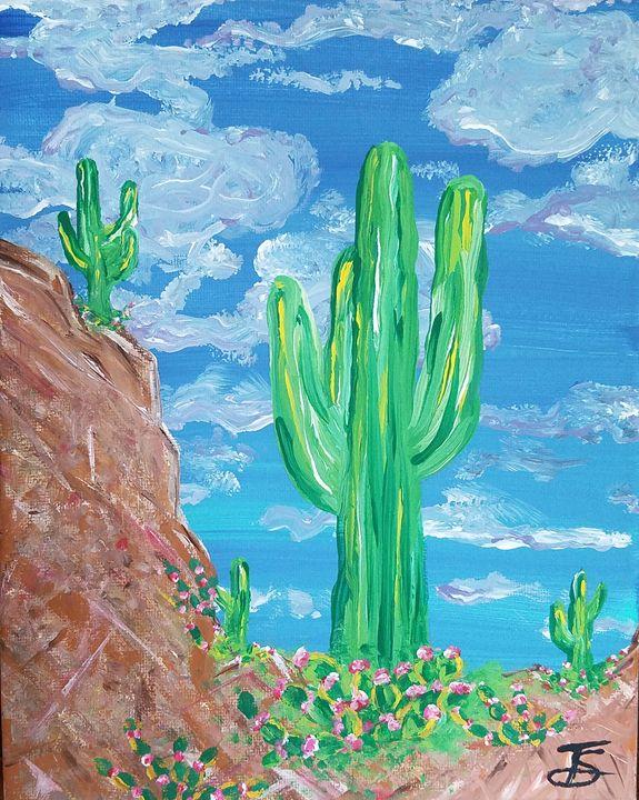 Desert dreams - Coneckted