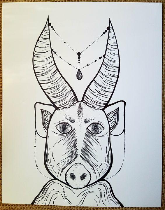 Mischievous boar - Coneckted