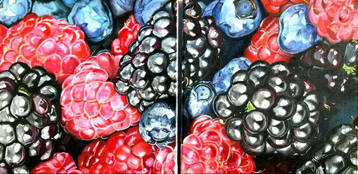 Berries - Mpuma Studio Gallery