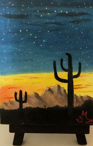 Desert Eve