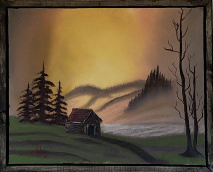 Sunset Glow - DMZ Art