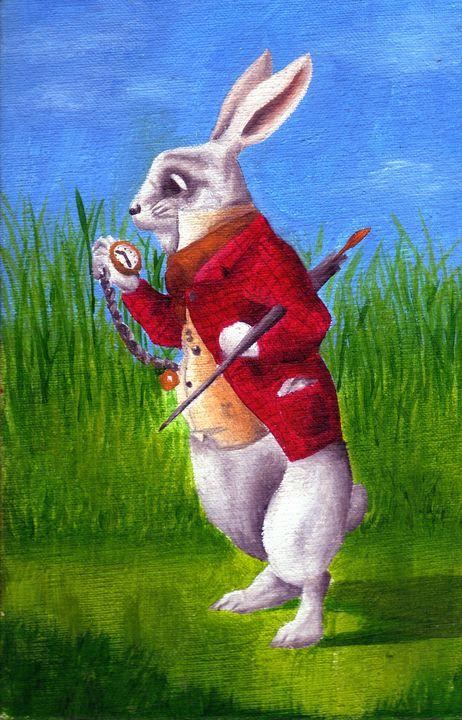 White Rabbit - Lull