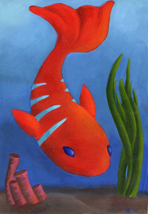 Red fish - Lull