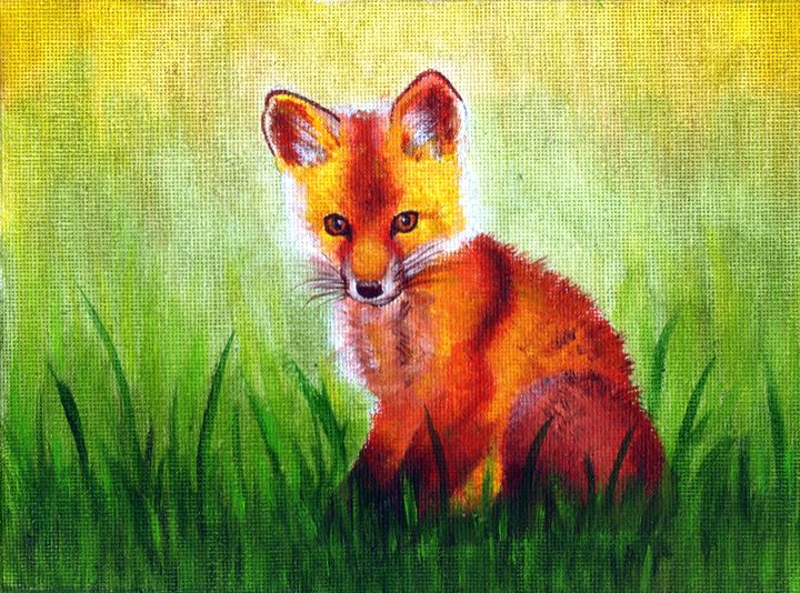 Little Fox - Lull