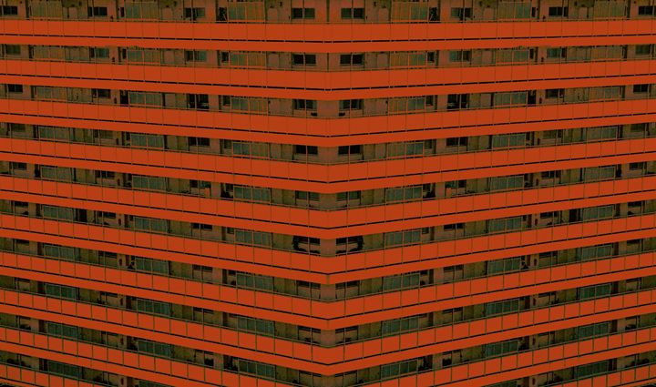 Orange Walls - Valters Medenis