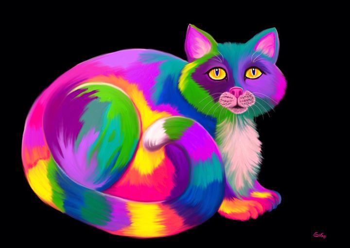 Rainbow Calico - Nick Gustafson