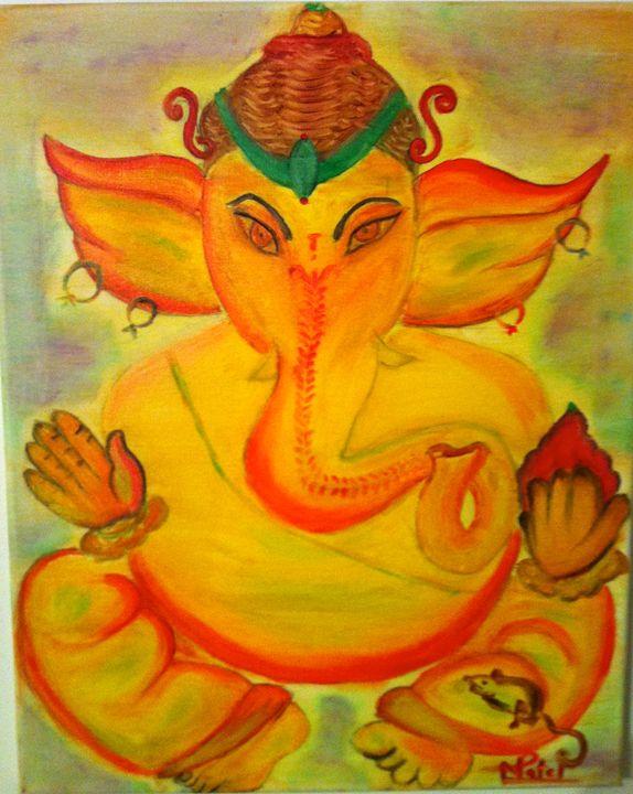 Lord Ganesha - Nisha P