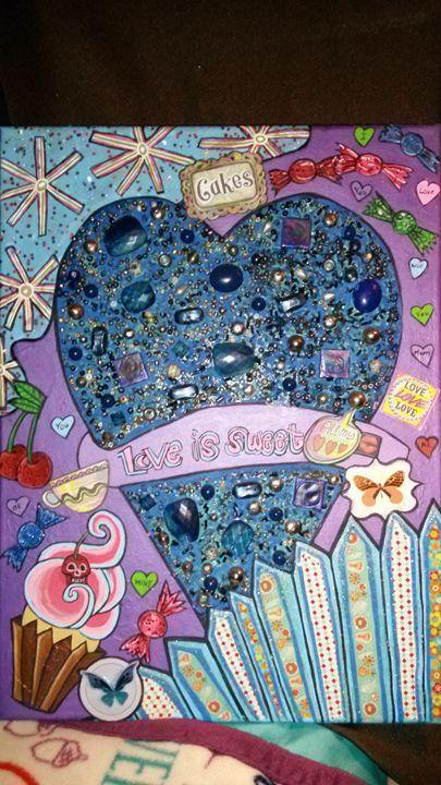 Love is Sweet - Sunnysideup