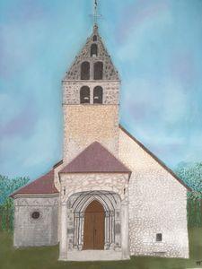 L'Eglise de Vieu-en-Valromey