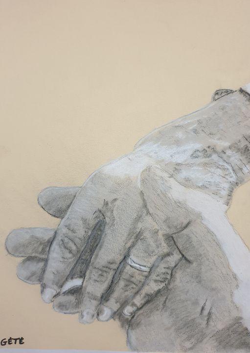 Main dans la main - Elwan GÉTÉ