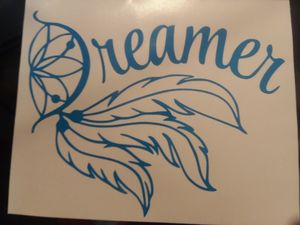 Dream Catcher - Vinyl Decals