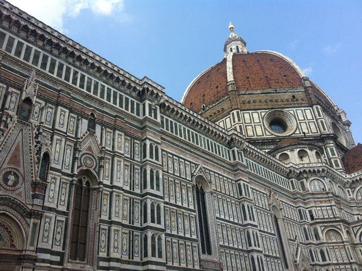 Duomo in Florence - Molly de Jong