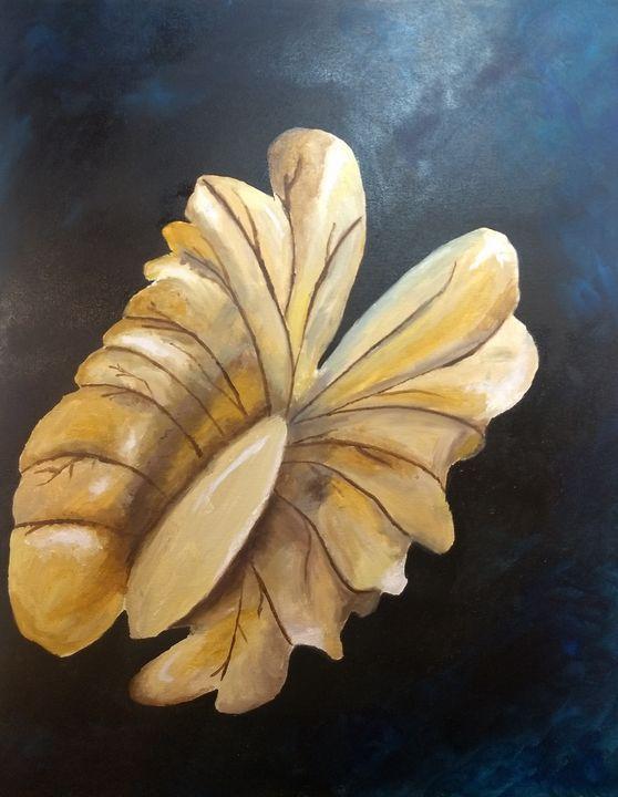 Walnut - Santosha Spickard