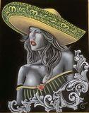 Sombrero chick