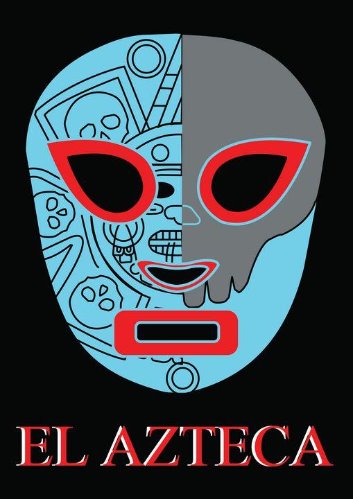 El Azteca - organicmadeit