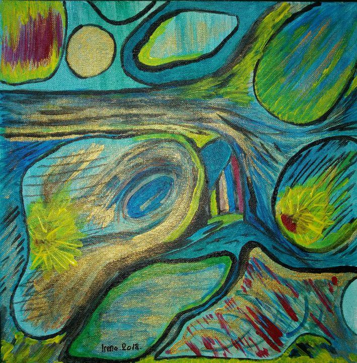 colorful rhapsody - Irena