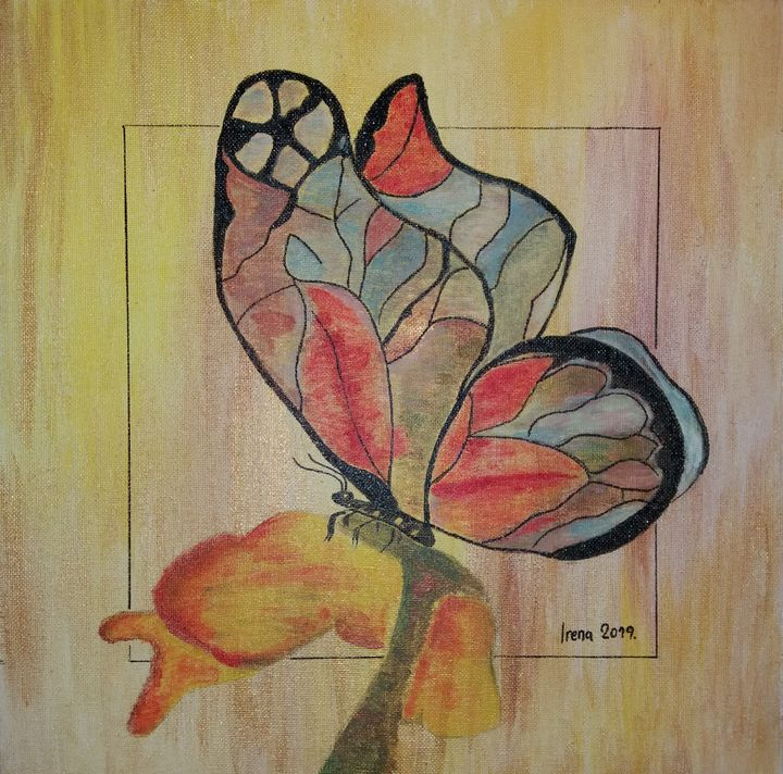 butterfly - Irena