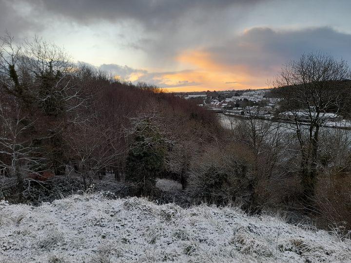 Sunrise coleraine - Ireland