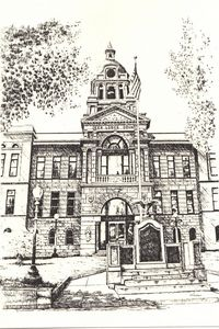 Deer Lodge County Courthouse
