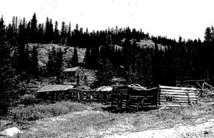 Red Lion Ghost Town Montana