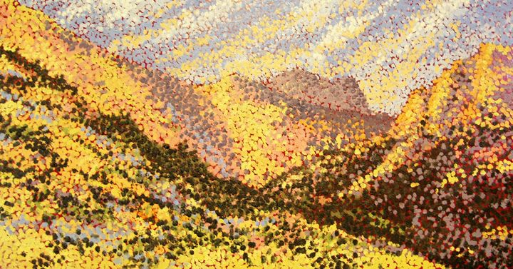 Canyon Colors - Heaney Art Gallery