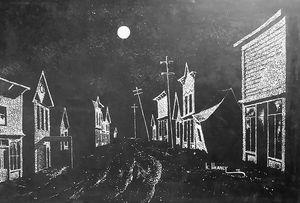 Night Ghost - Heaney Art Gallery