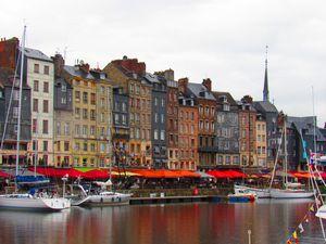 Port in France