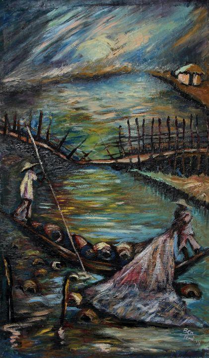Fishermen - Ben Eyitemi