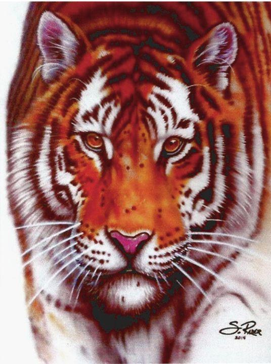 Tiger - Rader's Artshop
