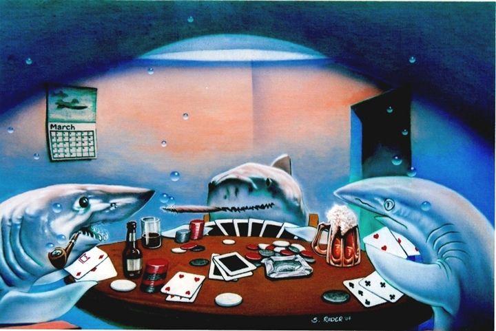Card Sharks - Rader's Artshop