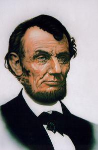 Abraham Lincoln - Rader's Artshop
