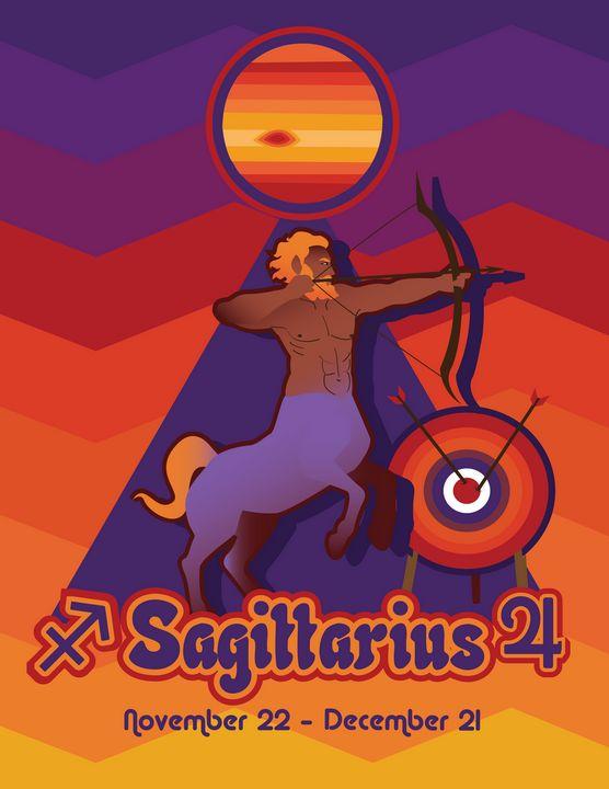 Sagittarius - SOVENANCE