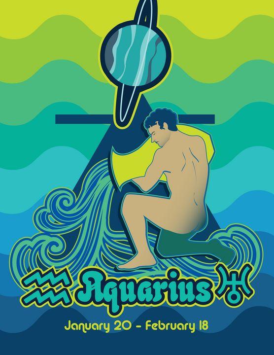 Aquarius - SOVENANCE