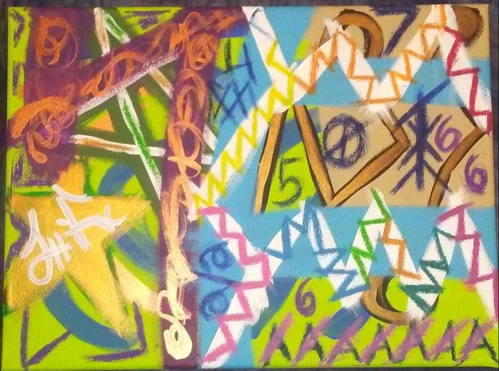 Untitled (Now Finished) - Artistry of Xero One