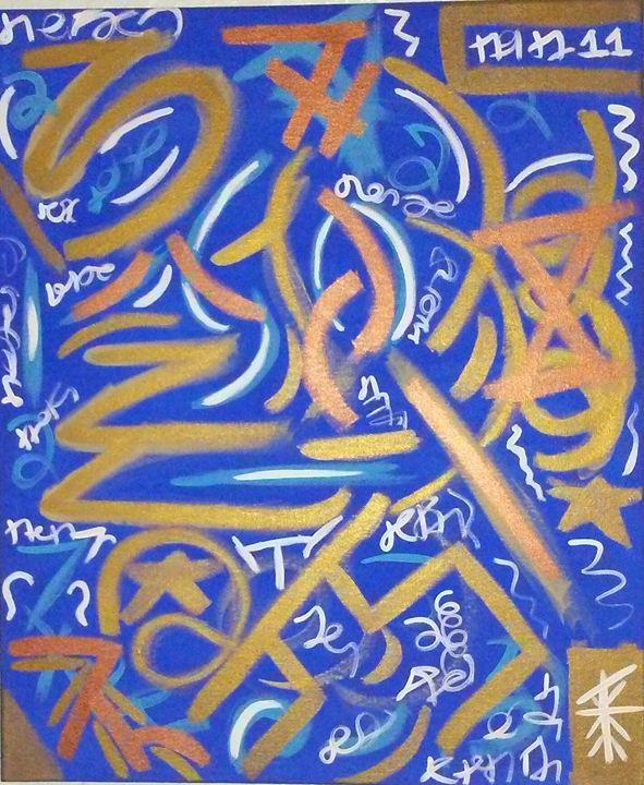 Sacred Khaox 2 - Artistry of Xero One