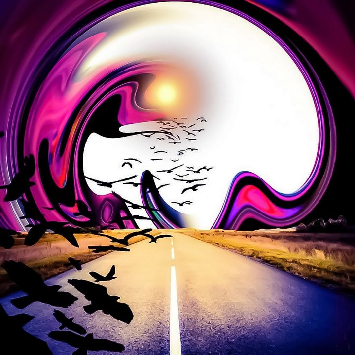 Road to Birds - AMERICAN ART