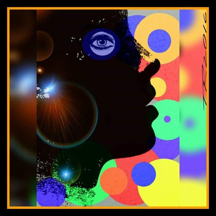 Black eye - AMERICAN ART