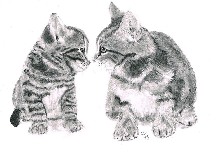 Mum's Advice - Anthony Wickens, The Pet Artist