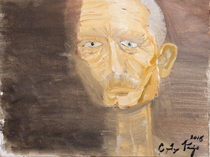 The Holocaust Man - TheRevelationStudio