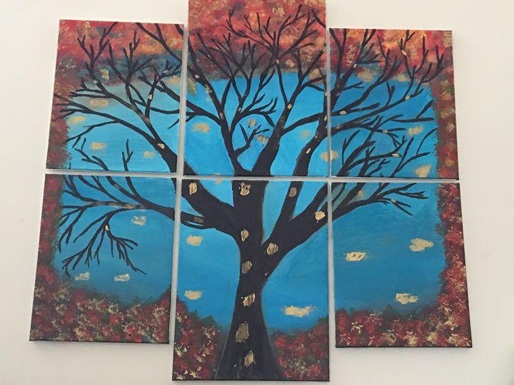 Tree of Life - Tejaswini Vaidya