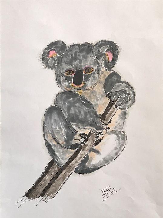 Abstract Koala - BAL